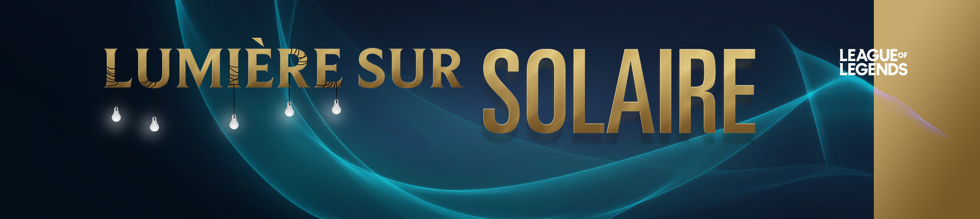 Solaire banner website
