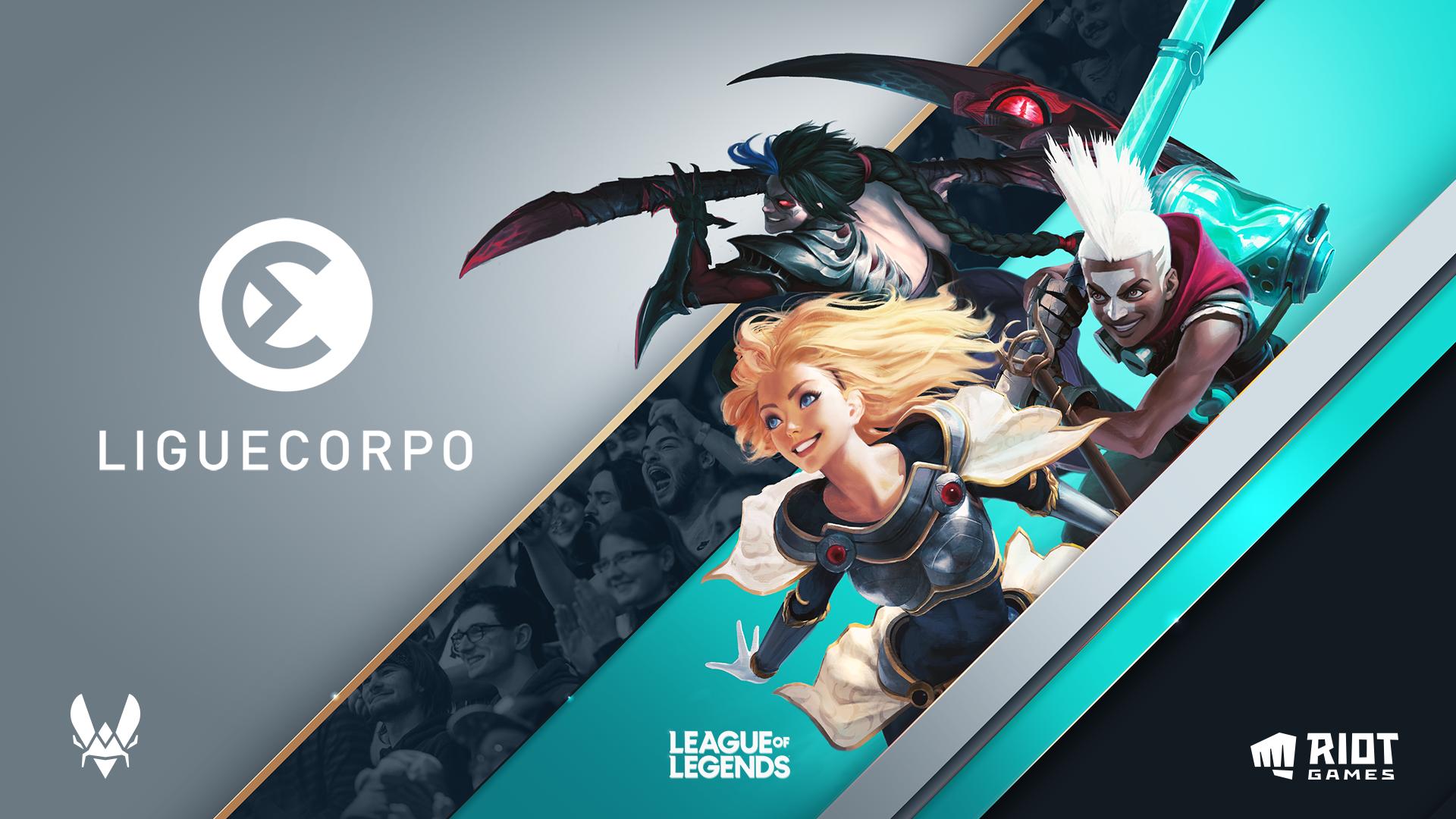 Riot Games France et Team Vitality lancent la Ligue Corpo !