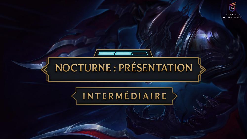 Vignette Nocturne Presentation