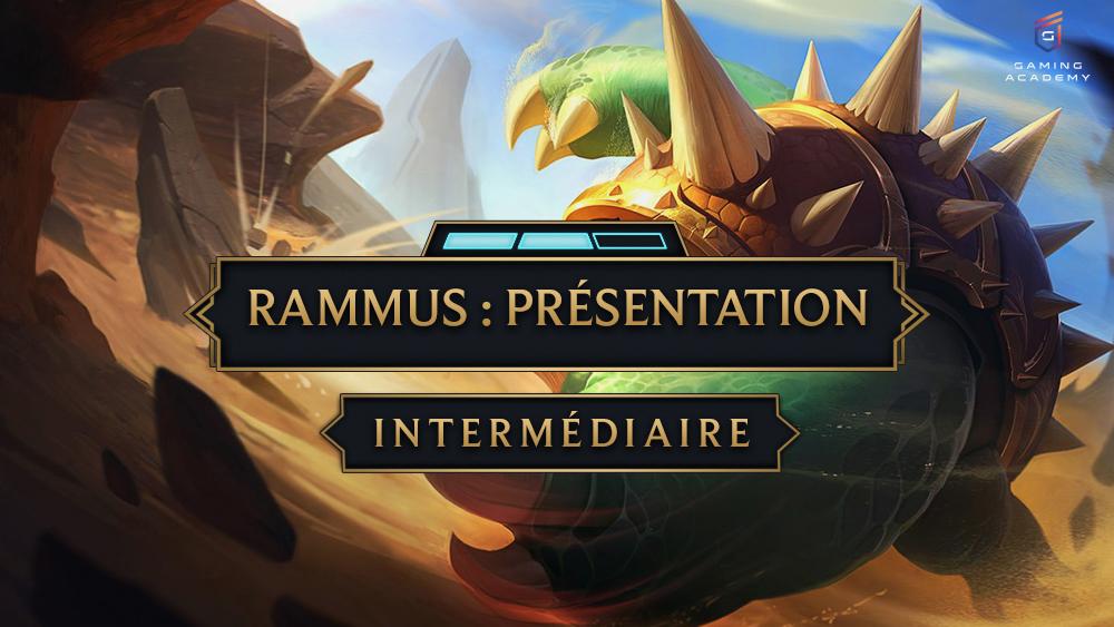 Vignette Rammus Presentation
