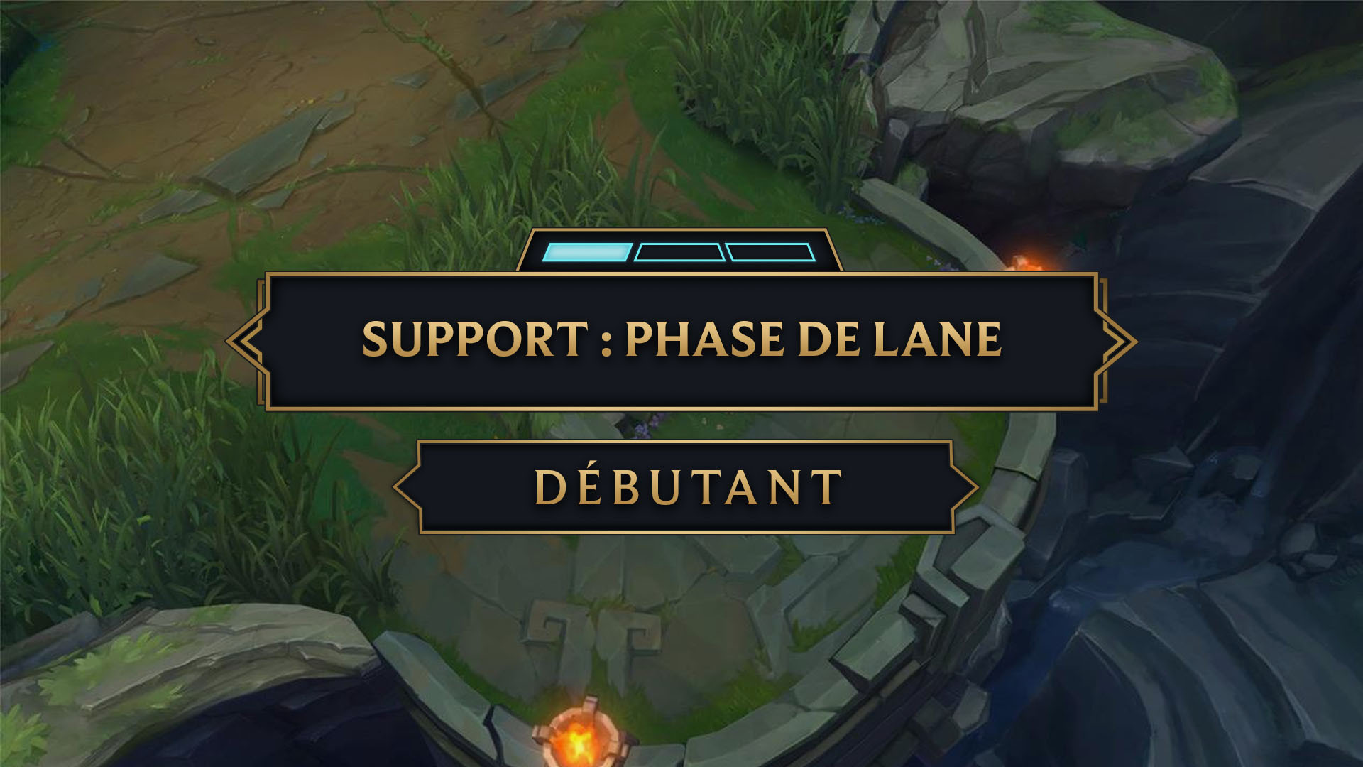 Vignette support phase de lane
