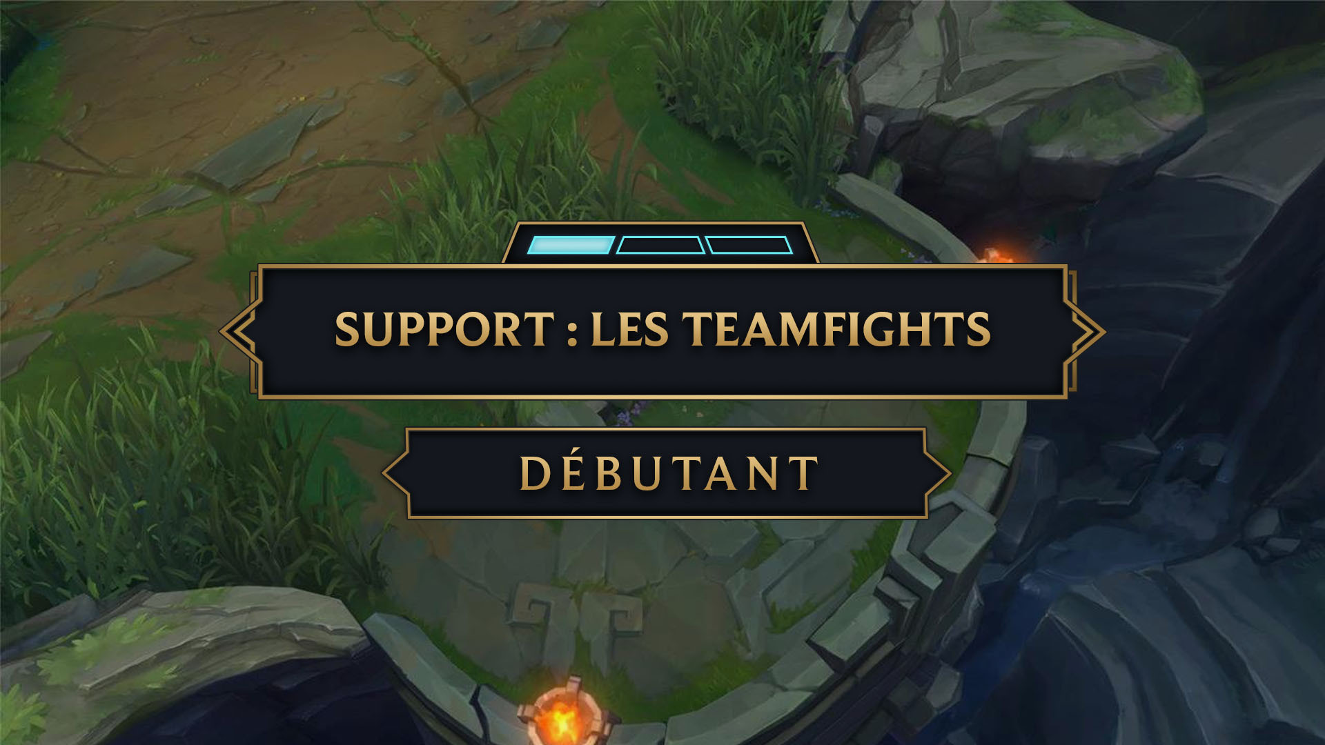 Vignette support teamfights