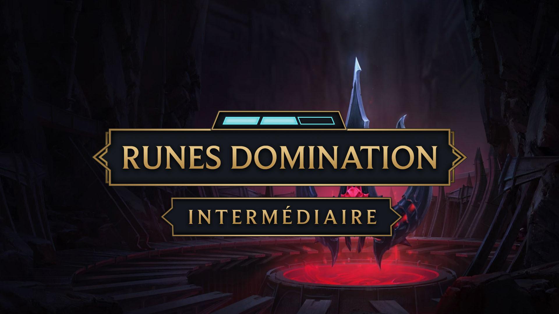 Runes domination 1